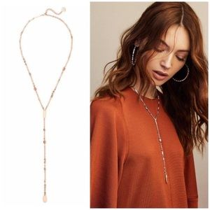 Kendra Scott Crowley necklace